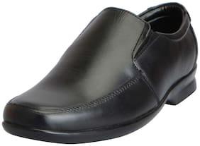 Fausto Men's Black Formal Shoes