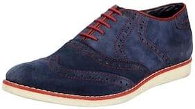 Fausto Navy Men's Casual Shoes