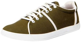 FAUSTO Men Grey Sneakers