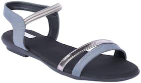 Feel It Women Grey Sandals
