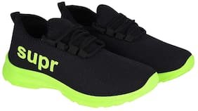 Stylish & Comfortable Walking Shoes For Men ( Green )