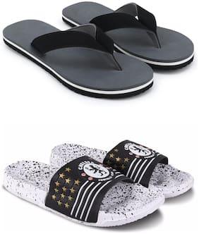 Men Outdoor Slippers ( Multi )
