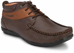 Fentacia Men Brown Boot - 353brown