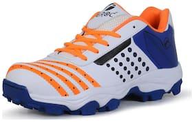 Feroc Men Cricket Shoes ( Orange )