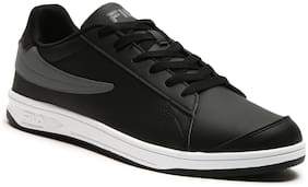 Fila ANDREW LOW PU Men Black Sneakers -