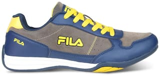 Fila Men Navy Blue Casual Shoes - 11005028