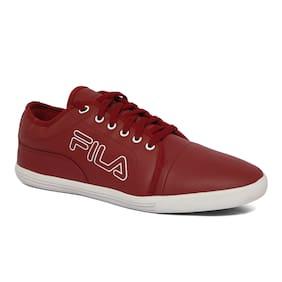 274711a1783f Fila Men s Lavadro IV Maroon Sneakers - 8 UK India (42 ...