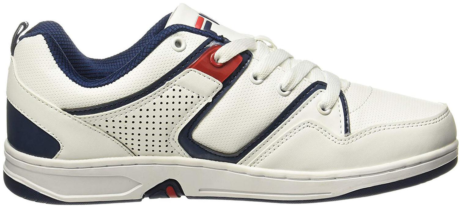 Buy Fila Flia Woody Men White Sneakers