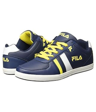 3d22260e1671 Buy Fila Men Blue Sneakers Online at Low Prices in India - Paytmmall.com