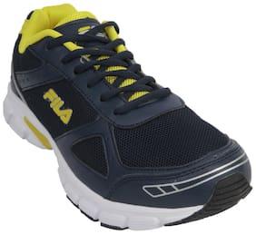 9fdab0c30e06 Fila Men Black Running Shoes