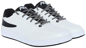 Fila Women White Sneakers