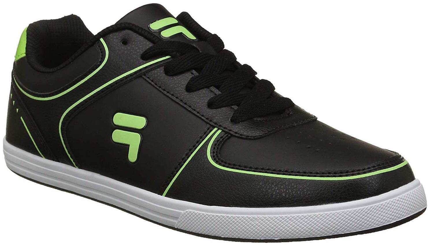 Buy Fila Blade Men Black Sneakers