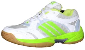 Firefly Badminton Shoes Speed-White