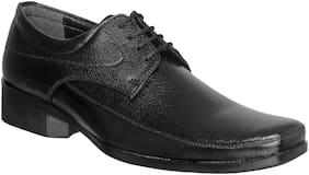 Firemark Men Black Formal Shoes