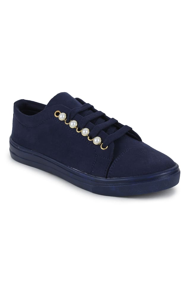 Blue Shoes Fiteh Casual Women