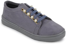 Fiteh Grey Sneaker