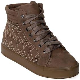 Flat n Heels Women Green Casual Shoes