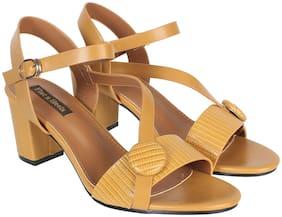 Women Sandals ( Yellow )