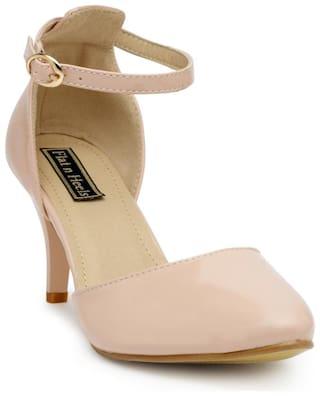 Flat n Heels Pink Heels