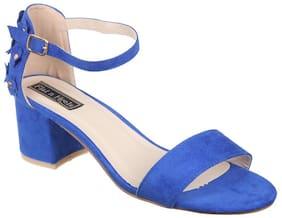 Women Sandals ( Blue )