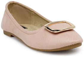 Flat n Heels Women Pink Bellie