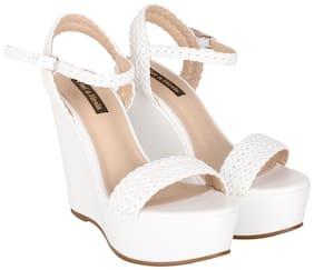 Women Sandals ( White )