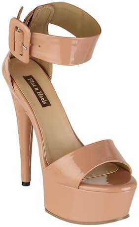 Women Sandals ( Pink )