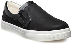 Flat n Heels Women Silver Casual Shoes