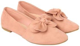 Flat n Heels Women Pink Bellies