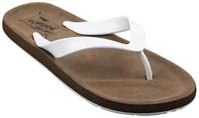 Flipside Brown Slippers