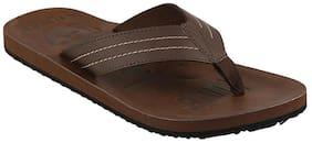 Flipside Men's Summer Brown Slipper