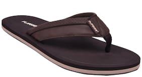 Flipside Men Brown Flip-Flops - 1 Pair