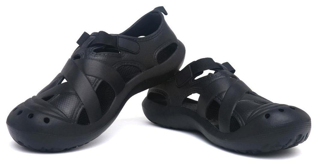 70320d765719 Buy Flipside Men Black Sandals   Floaters Online at Low Prices in India -  Paytmmall.com