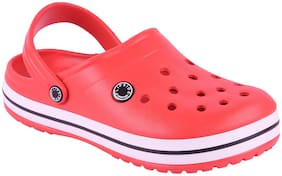 Flipside Red Sandals