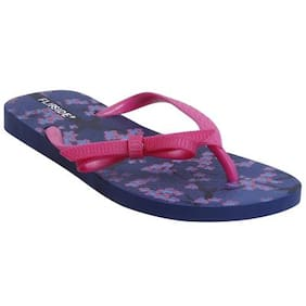 a581559b9fe13 Flipside Womens Anne Purple Flipflops