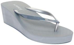 Flipside Women's Teens Grey Slipper