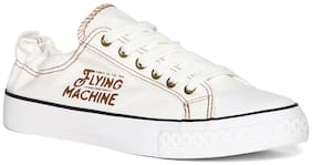 Flying Machine Canvas Sneakers For Men