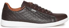 Flying Machine Men Brown Sneakers - 2551813729