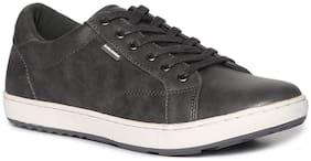 Flying Machine Men Grey Sneakers - 2551813607