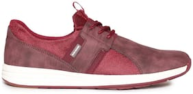 Flying Machine Men Red Sneakers - 2551813337