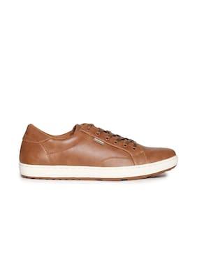 Flying Machine Men Brown Sneakers - 2551813629