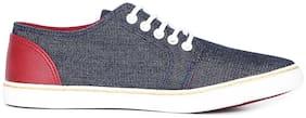 Flying Machine Men Blue Sneakers - 2551800589