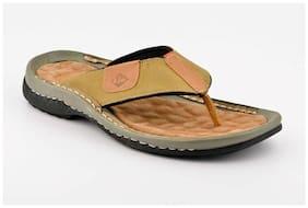 Lee Cooper Brown Slippers