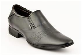 Lee Cooper Leather BLACK Formal