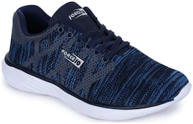 Force 10 By Liberty Men Navy Blue Sports Shoes