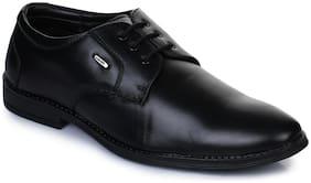 Liberty Men Black Formal Shoes