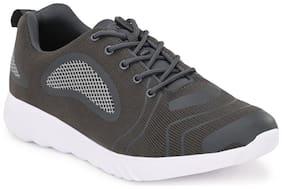 Franco Leone Men Running Shoes ( Grey )