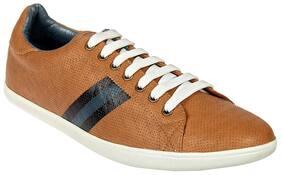 Franco Leone Men Tan Casual Shoes