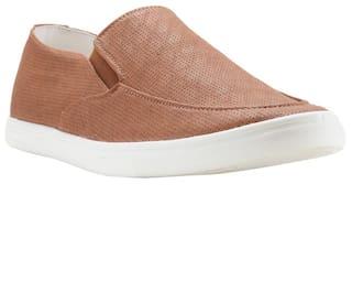Franco Leone Men Tan Casual Shoes - Fe-121