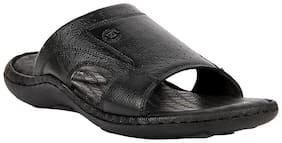 Franco Leone Men Black Outdoor slippers